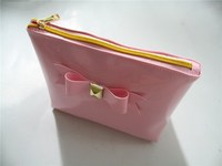 fashion bulk pvc cosmetic bag