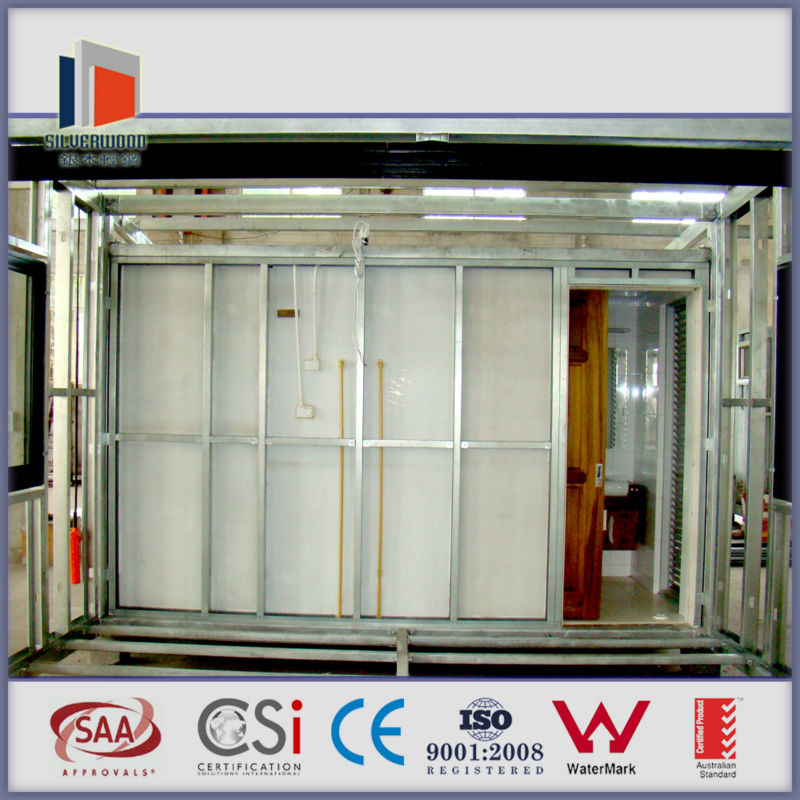 prefabricated beautiful kithchen pod CE certificated