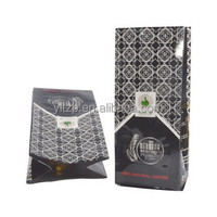 China Supplier Free sample plastic side gueest green coffee tea bags