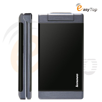 Original Lenovo MA388 3.5 inch Flip Mobile Phone Camera Bluetooth Network Cellphone