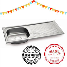 cheap kitchen stainless steel sink high tech kitchen sink drain pad kitchen sink YK9640L