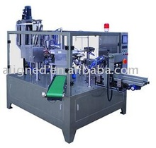 Premade Liquid Doypack Packing Machine