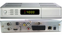 Top DVB C SD MPEG2/ digital cable receiver
