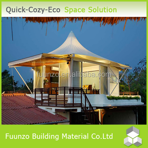 Rock wool Move-in Condition Comfortable Plastic Timber Modular Panel House