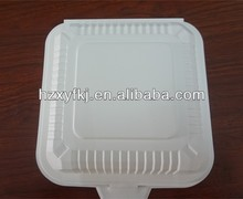 Dispsoable Cornstarch Biodegradable Food Packaging Container
