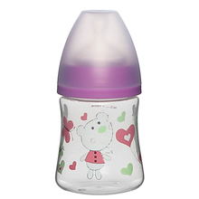 New Design Best Price 150ml 5oz PP Baby Bottle Wholesale with Private Printing