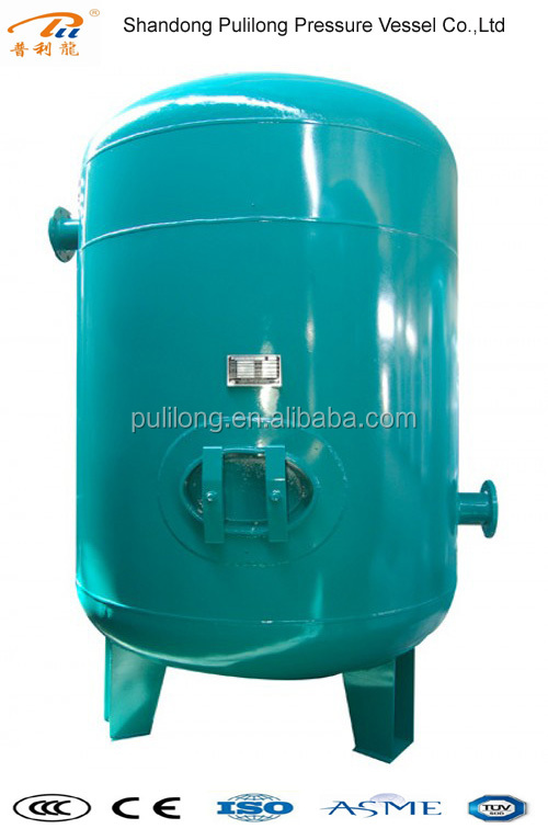 stainless steel expansion vessel air pressure tank
