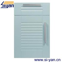simple shutter design vinyl portable kitchen pantry door