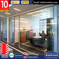 Guangzhou ALUFRONT office operable partitions folding walls