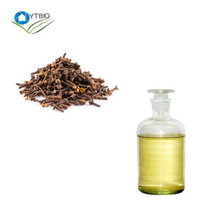 Pure essential oil CAS 8000-34-8 clove oil price with 85% eugenol