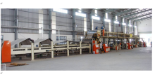 3/5/7ply WJ-150-2200 automatic corrugated paperboard plant/production line for carton machinery