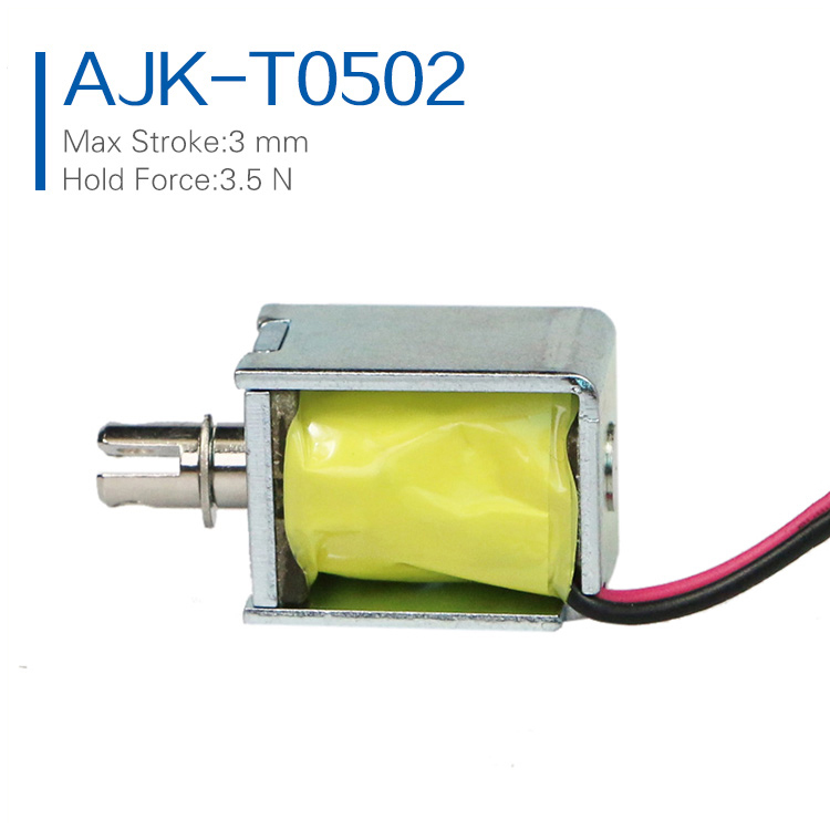 Powerful Mini Micro 6V 12 Volt Solenoid Electromagnet