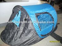 2 person waterproof automatic camping pop up tent