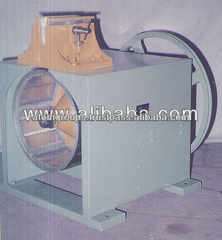 High capacity output Soap Slicing Machine