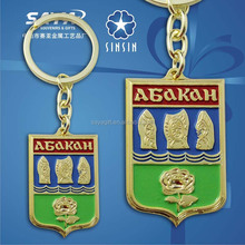Zinc alloy Russia exported to russia from Zhongshan souvenir