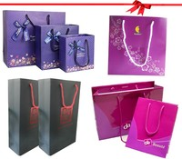 custom paper shopping bag, China custom paper shopping bag supplier