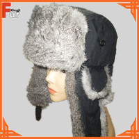 Winter Hats with earflaps Fur Hat