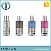Electronic cigarette atomized cartridge with replaceable coil head