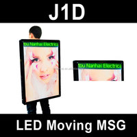 J1C Good quality new media led outdoor advertising products with high brightness