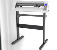 74cm cutter plotter T24XL / contour vinyl cutter with teneth master software