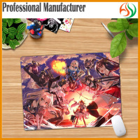 AY EVA Foam Rubber Mouse Pad , Oyun Mouse Pad , Busty Girl Mouse Pad