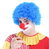 X-MERRY TOY Cheaper Halloween Clown Wigs For Whole Sale Long Hair Mix Color Party Wigs