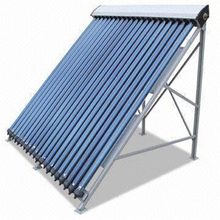Best selling the china solar powered collector Pressure Heat Pipe Solar Thermal Collector