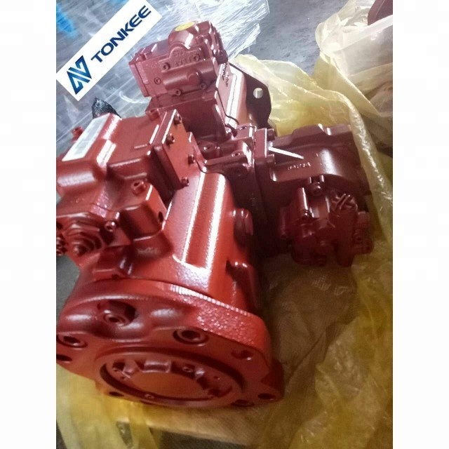 EC360BLR piston pump K3V180DTP hydraulic main pump with 1 stage gear pump EC360B  VOE14500380 14516492 14512271