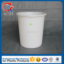 300 liters storage water/aquatic top open plastic tank
