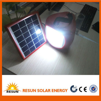 very portable high quality solar light with good price
