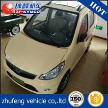 Fast speed chinese pick up electric import smart mobility car