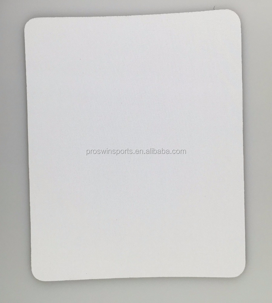 Wholesale cheap eco-friendly blank sublimation mouse pad