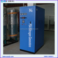 Containerized PSA Nitrogen Generator for Tyre Inflation--5Nm^3