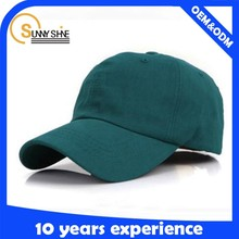 100% Polyester Baseball Caps High Quality Baseball Caps