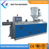 Complete production line silicone rubber extruder machine plastic