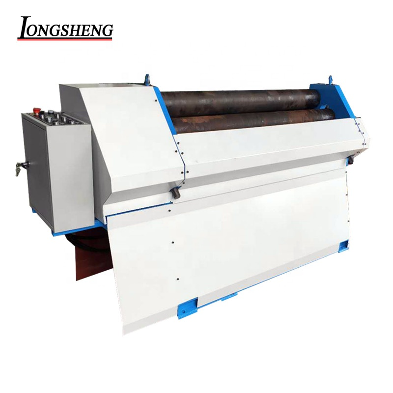 <strong>W11</strong> W11F <strong>6x2000</strong> three roller rolling machine for metal steel plate iron sheet rolling machine