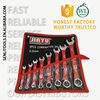 Combination Metric Spanner Set 6mm 22mm