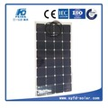 95W semi-flexible solar panel for boat
