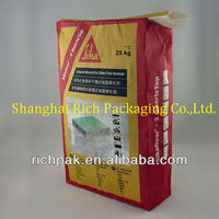 2013 Chemical sack kraft paper bag with high strength
