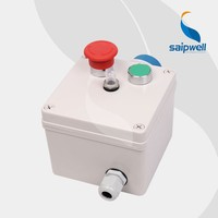 SAIP/SAIPWELL Factory Price New Electrical Pushbutton Control Box