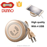 wireless charger in Low price 5v 2.4A 12W single usb port mini car charger for smartphone tablet pc