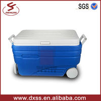 Gel ice cold box cooler (C-017)