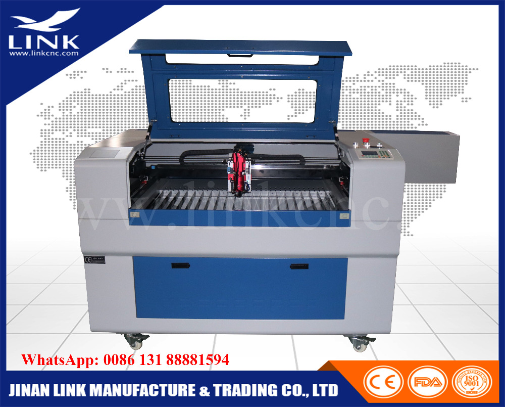 900*600mm cnc sheet metal laser cutter / laser cutting machine with spare parts