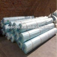 solid color with printed or emboss PVC Diaper film