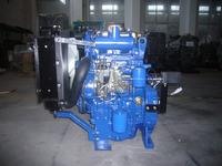 1500rpm HF2110D diesel engine 2 cylinder