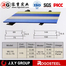 galvanized sheet metal roofing metal roofing sizes