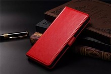 Crazy Horse Stand Wallet PU Leather Case Cover For Sony Xperia Z4