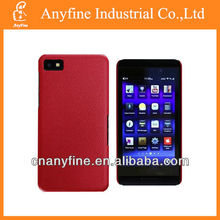 Fashion high quality solid color stria PC case for BB Z10