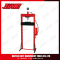 12 Ton Manual Hydraulic Floor Shop Press With Gauge