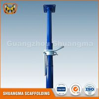 High loading capacity adjustable scaffolding prop for sale